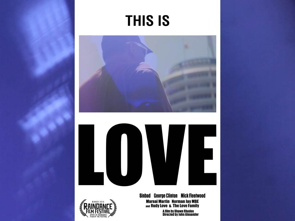 This Is Love Movie Poster