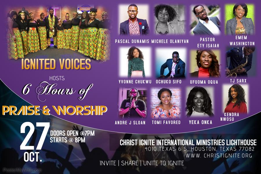 6 Hours of Praise & Worship 2017