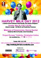 Harvey Milk Day Celebration- San Francisco - Sunday, May...