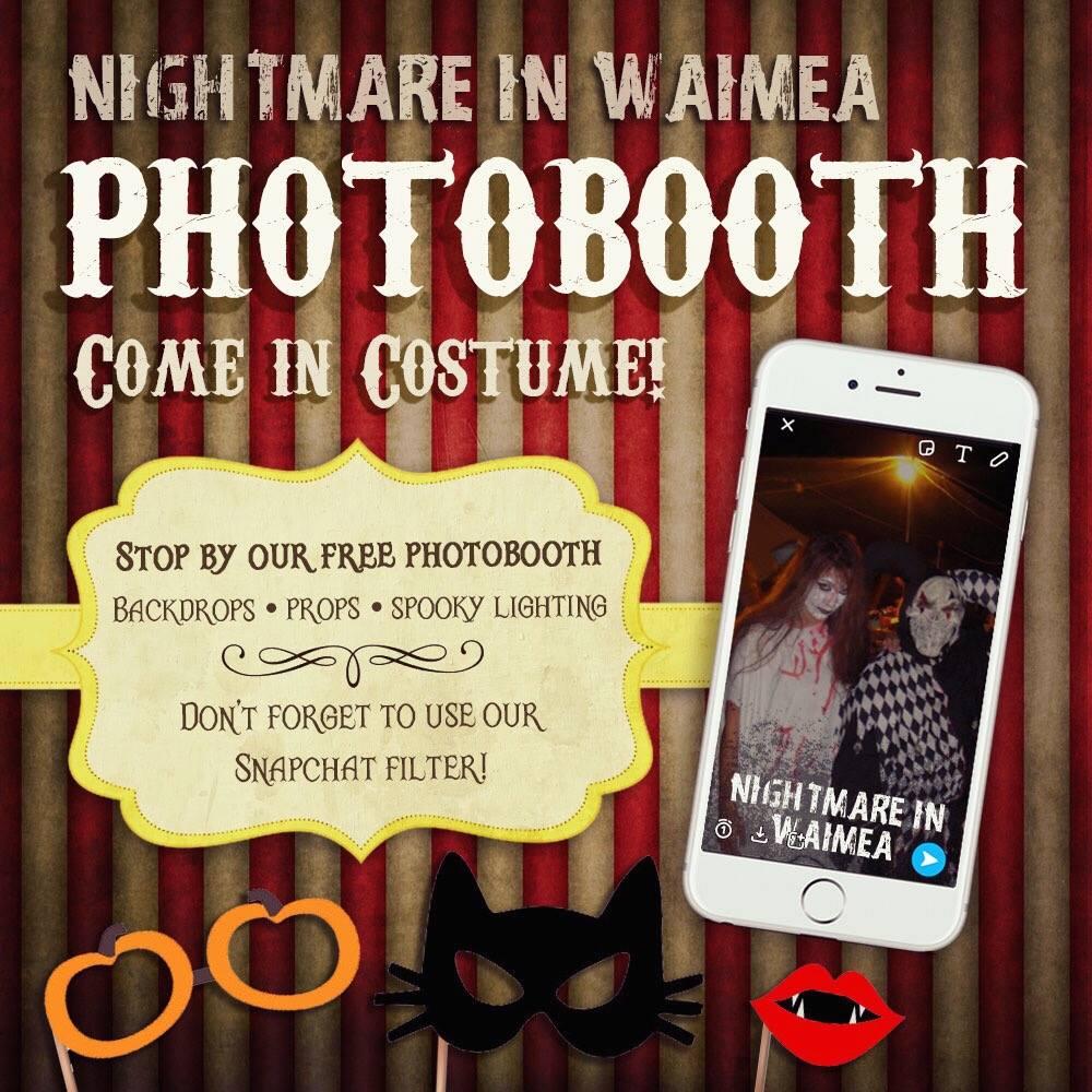Photobooth flyer