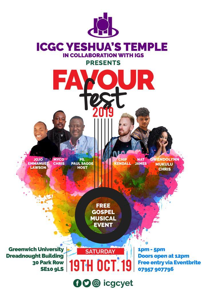 Favour Fest 2019