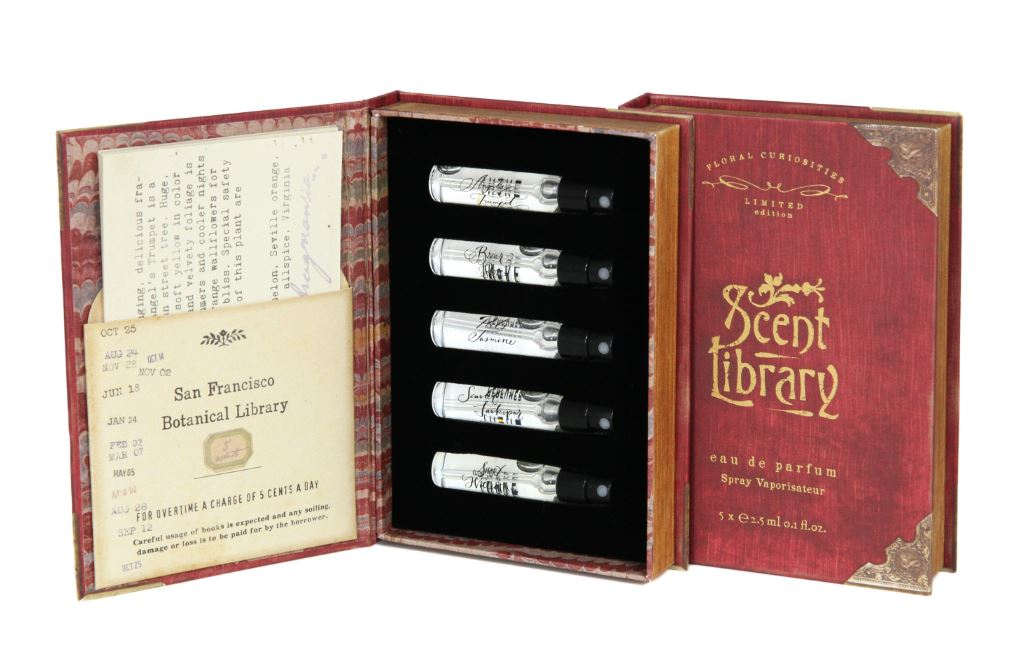 The scent Library