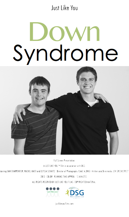 Just Like You - Down Syndrome