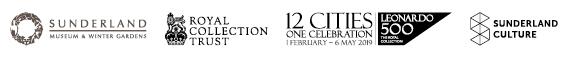 Leonardo event logos