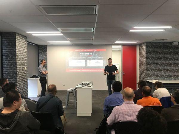 London CTOs: Event-Driven Architecture & Microservices at Enterprise
