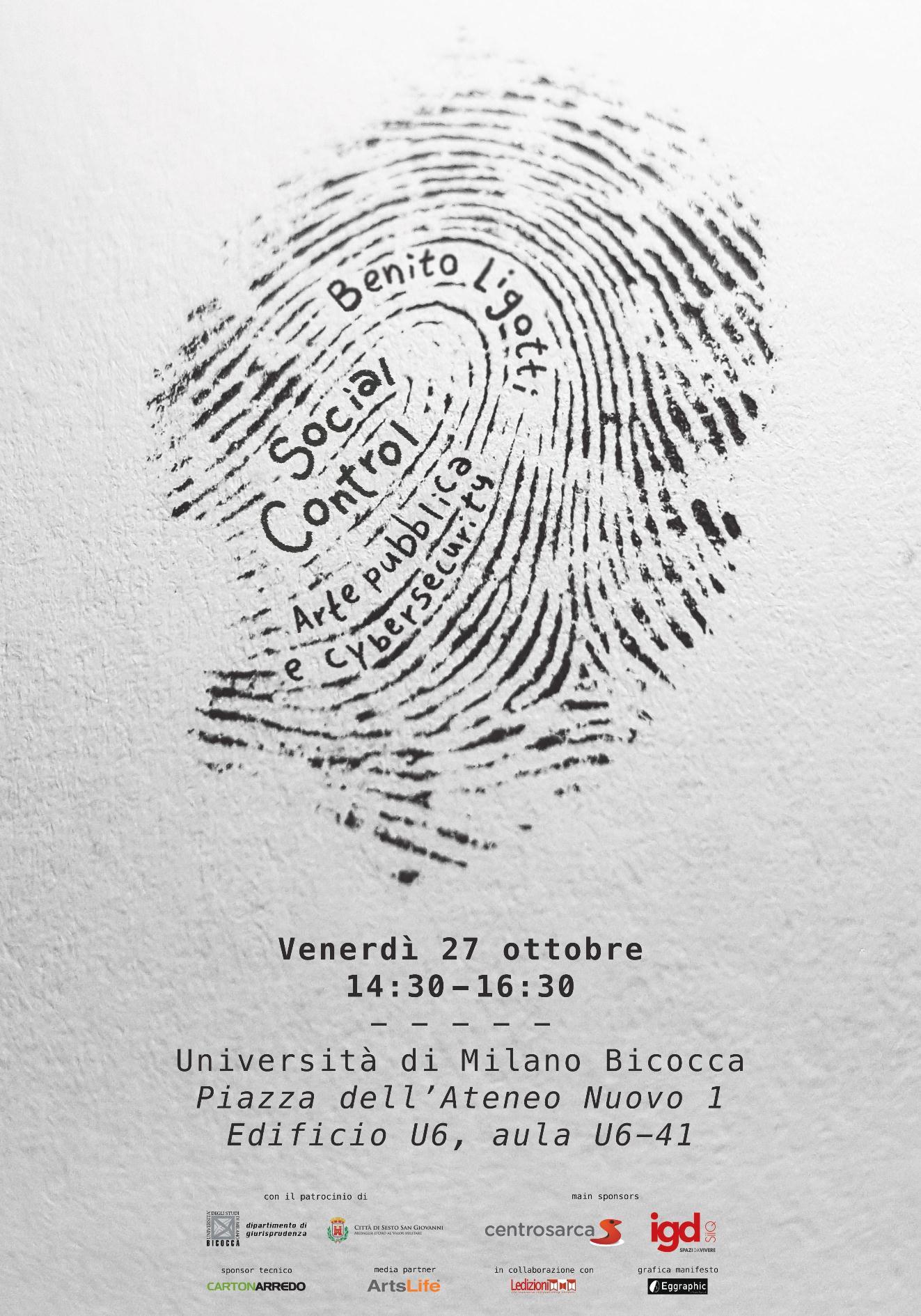 invito social control 27 ottobre 2017
