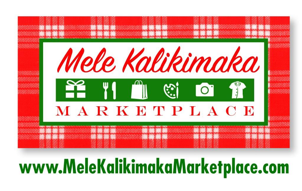 Mele Kalikimaka Marketplace Logo