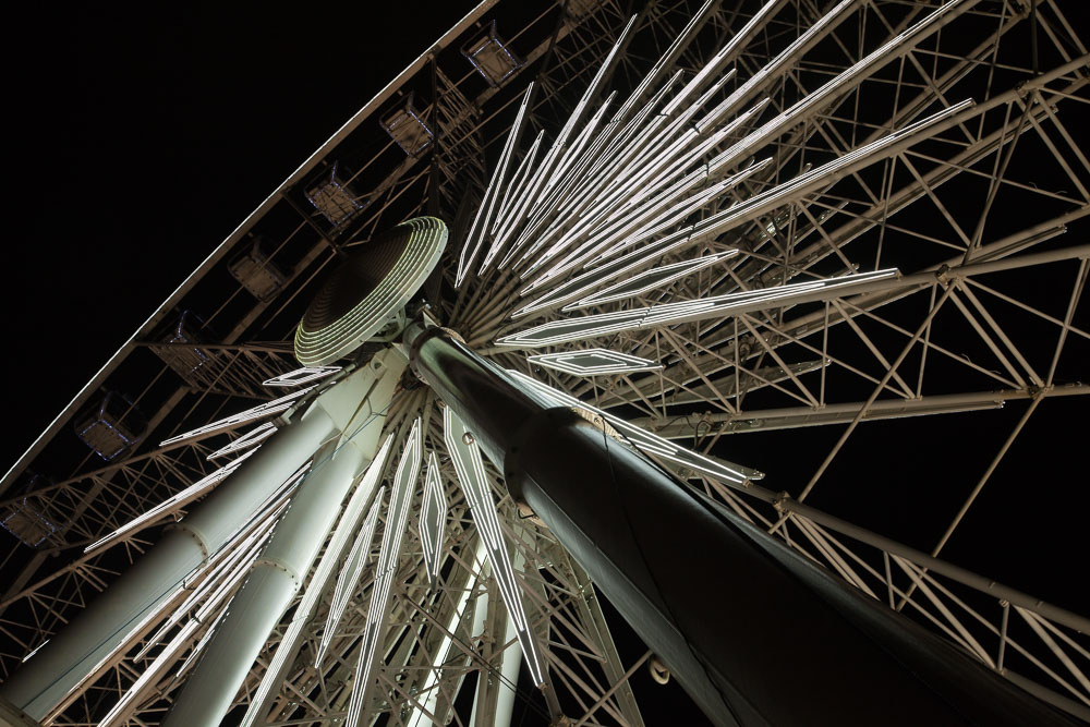 A Different Take on the Ferris Wheel