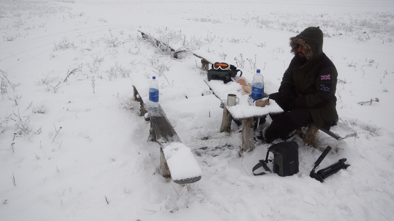 Lunch time in Ukraine
