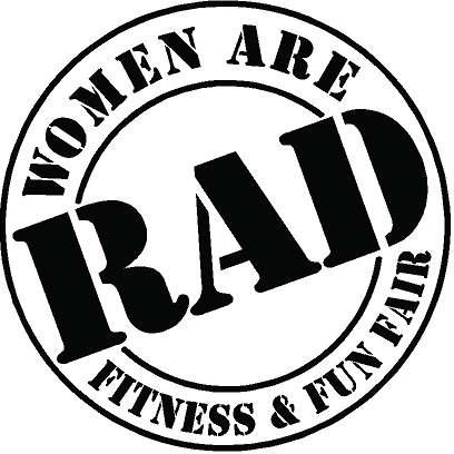 Women Are RAD Fitness and Fun Fair
