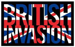 SF Rock Project's British Invasion