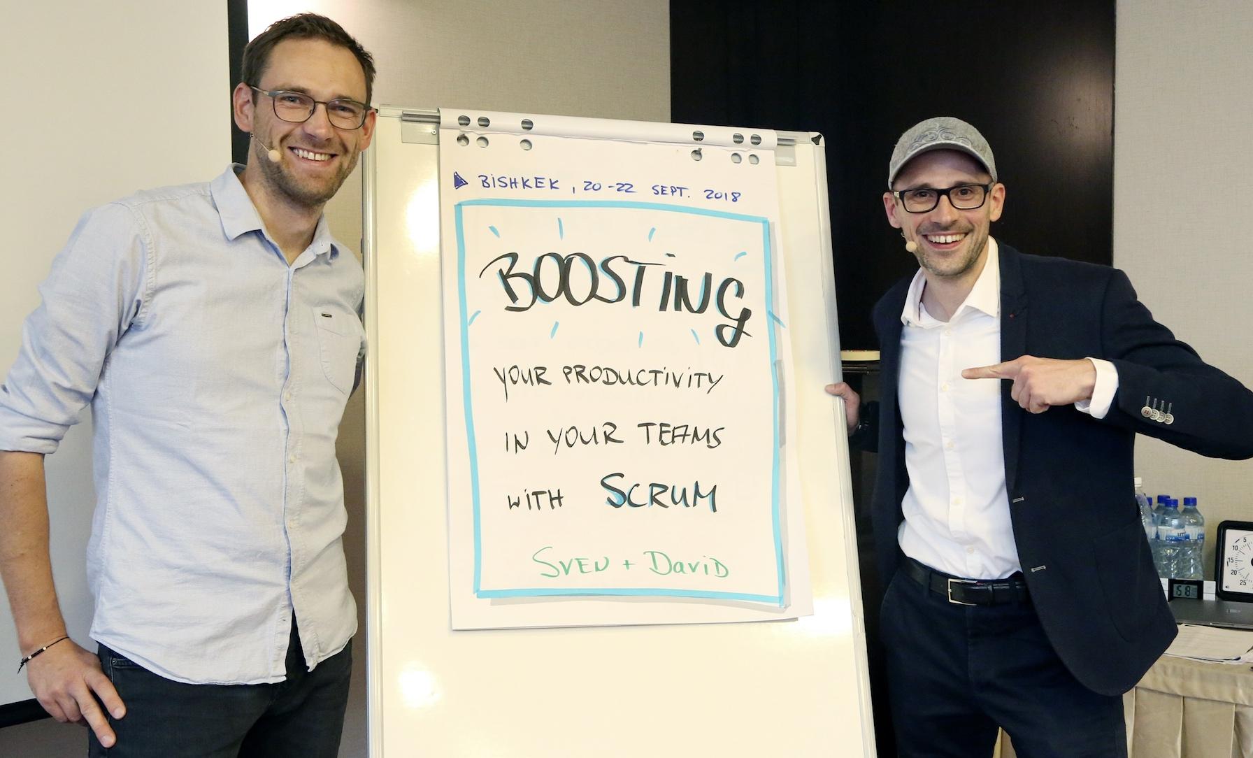 Workshop Title David & Sven