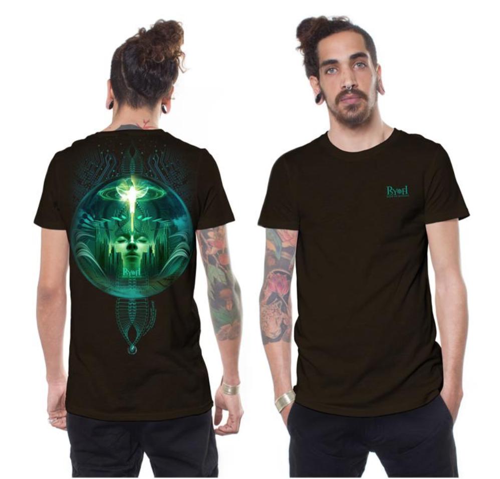 Endless drop T-shirt