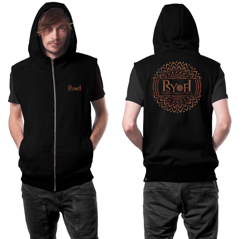 Psy-Fi logo vest
