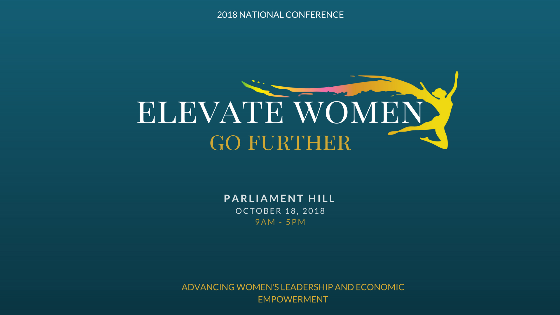 Elevate Women National Conference