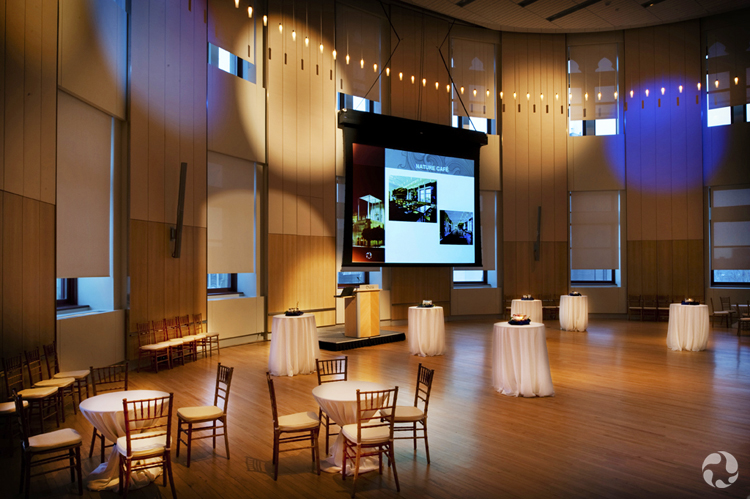 Barrick Salon at the Canadian Museum of Nature
