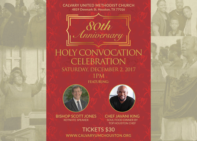 80th Anniversary Holy Convocation & Celebration