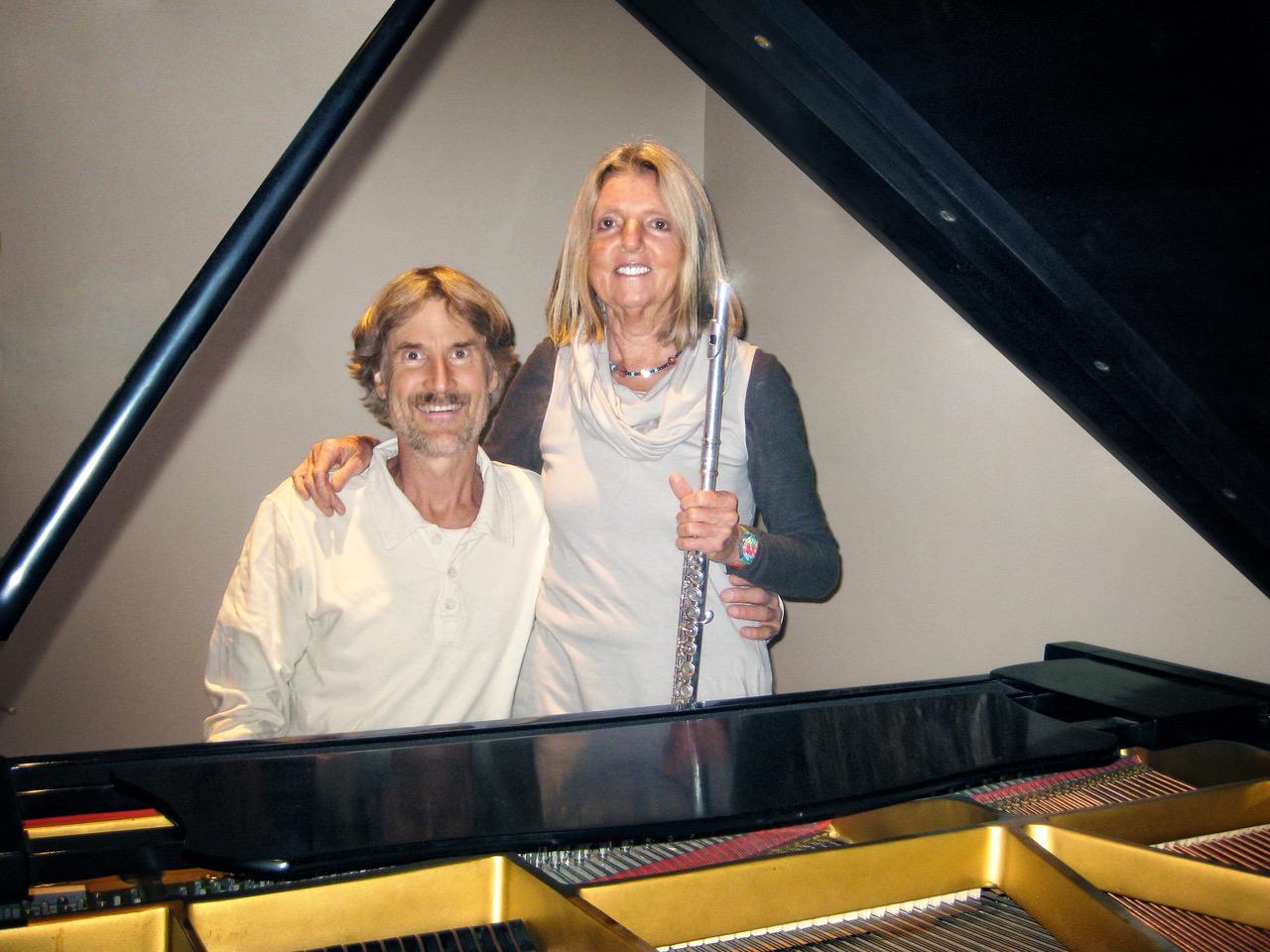 Dr Will & Madeleine Tuttle - master musicians