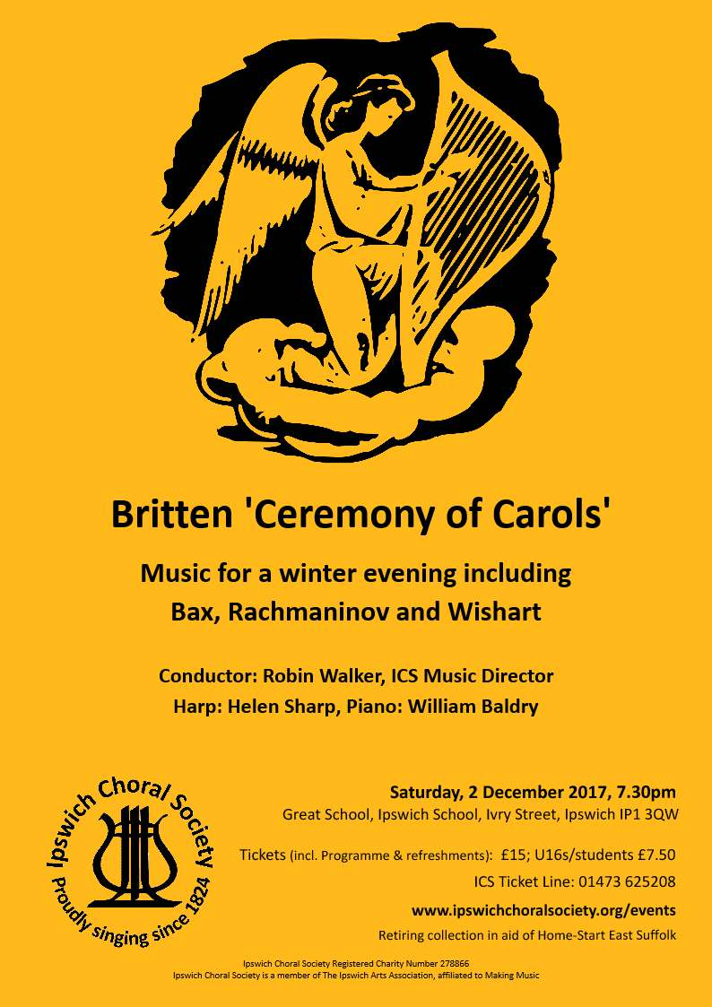 ICS Dec17 concert poster