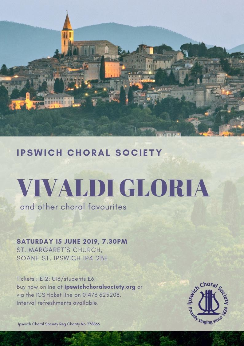 Vivaldi Gloria Poster