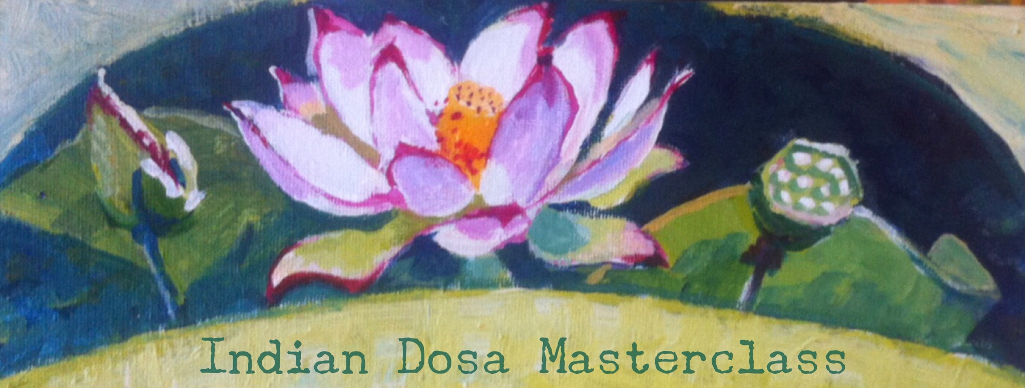 Russell's Dosa Masterclass