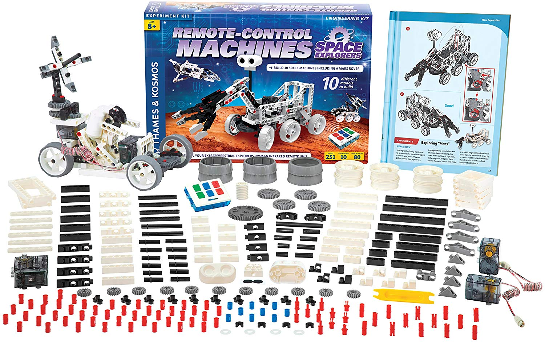 Space Explorers Kit