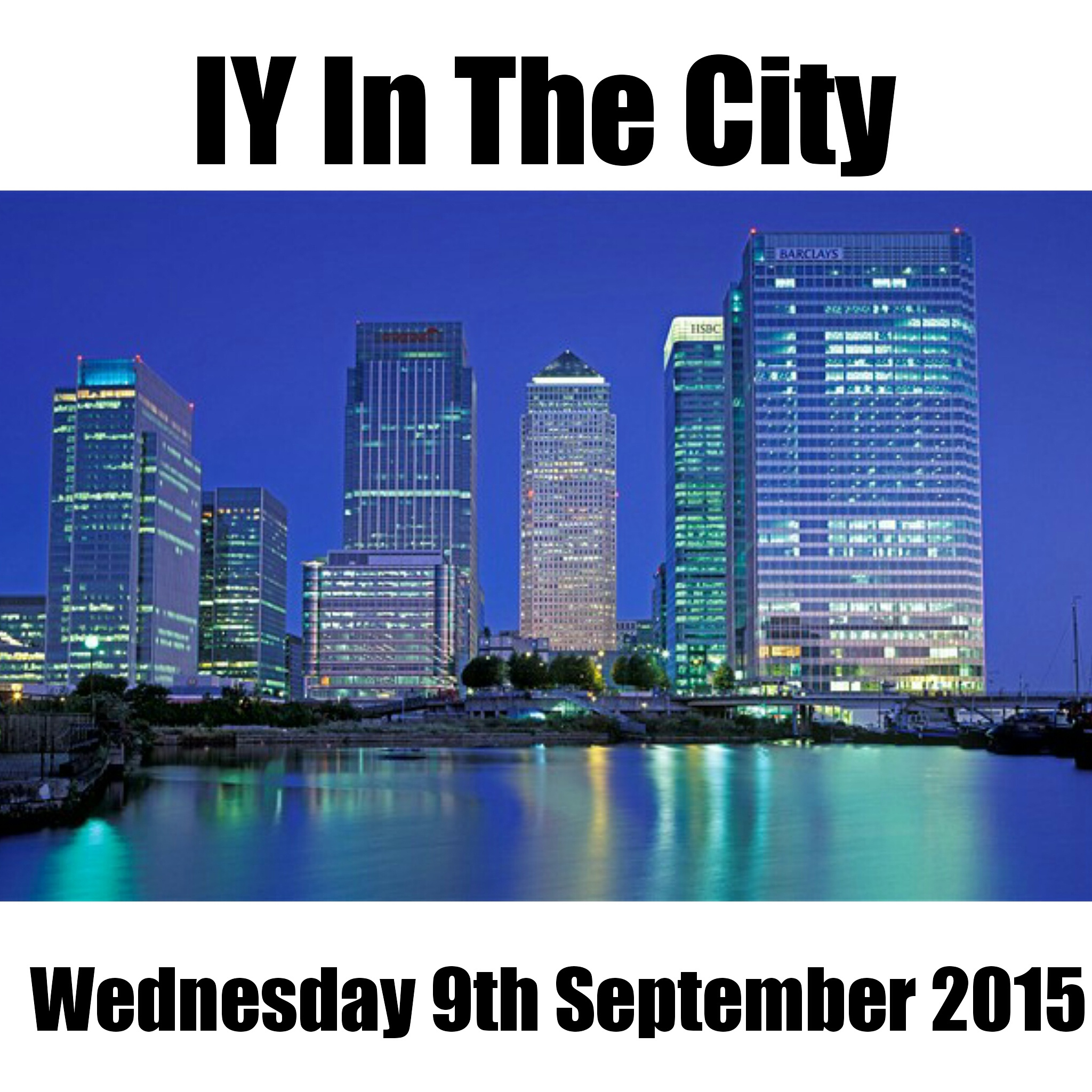 IY in the city
