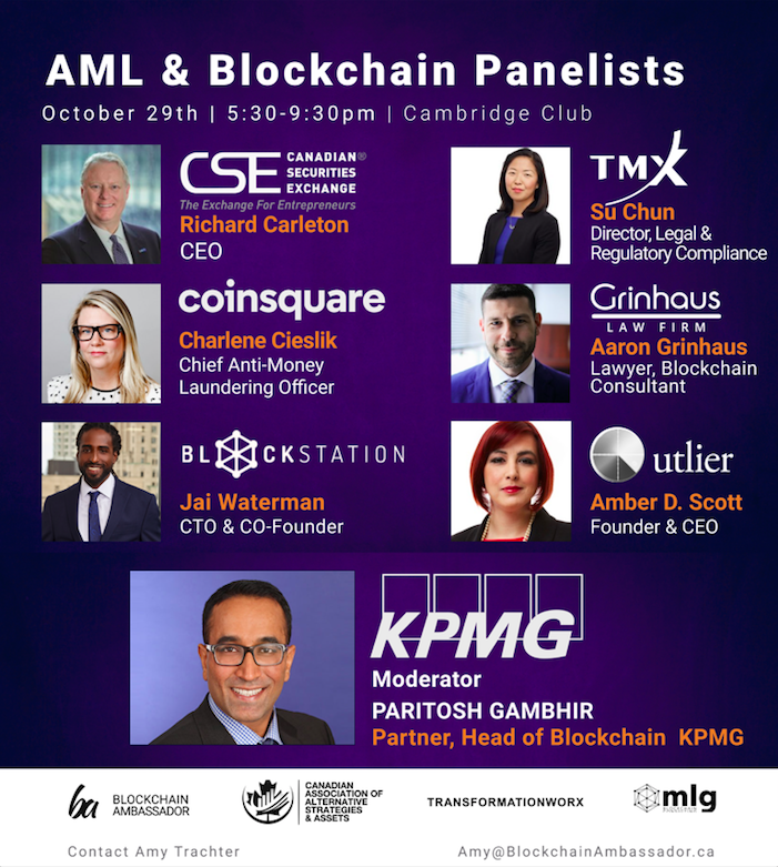 AML & Blockchain