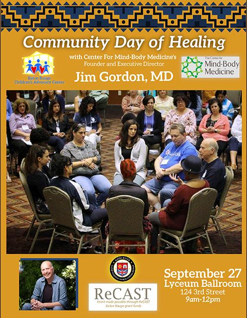 Community Day Of Healing