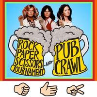 Rock Paper Scissors Tournament & Pub Crawl!