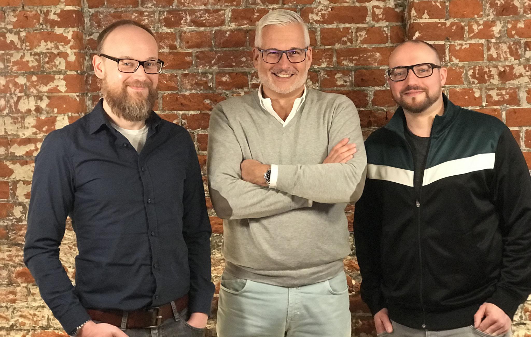Das Team von Ropelius Marke und Design
