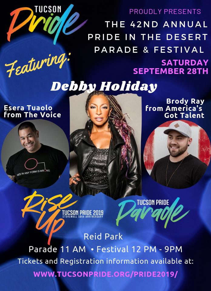 Tucson Pride Parade & Festival 2019