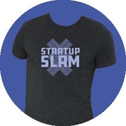 2019 Startup Slam T-shirt