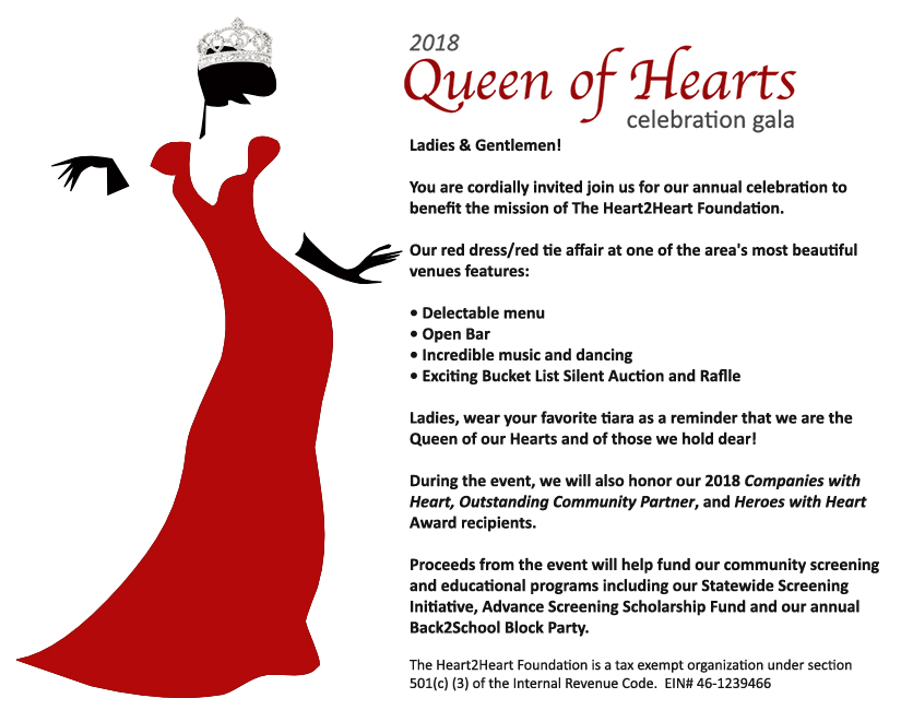 2018 Queen of Hearts Gala