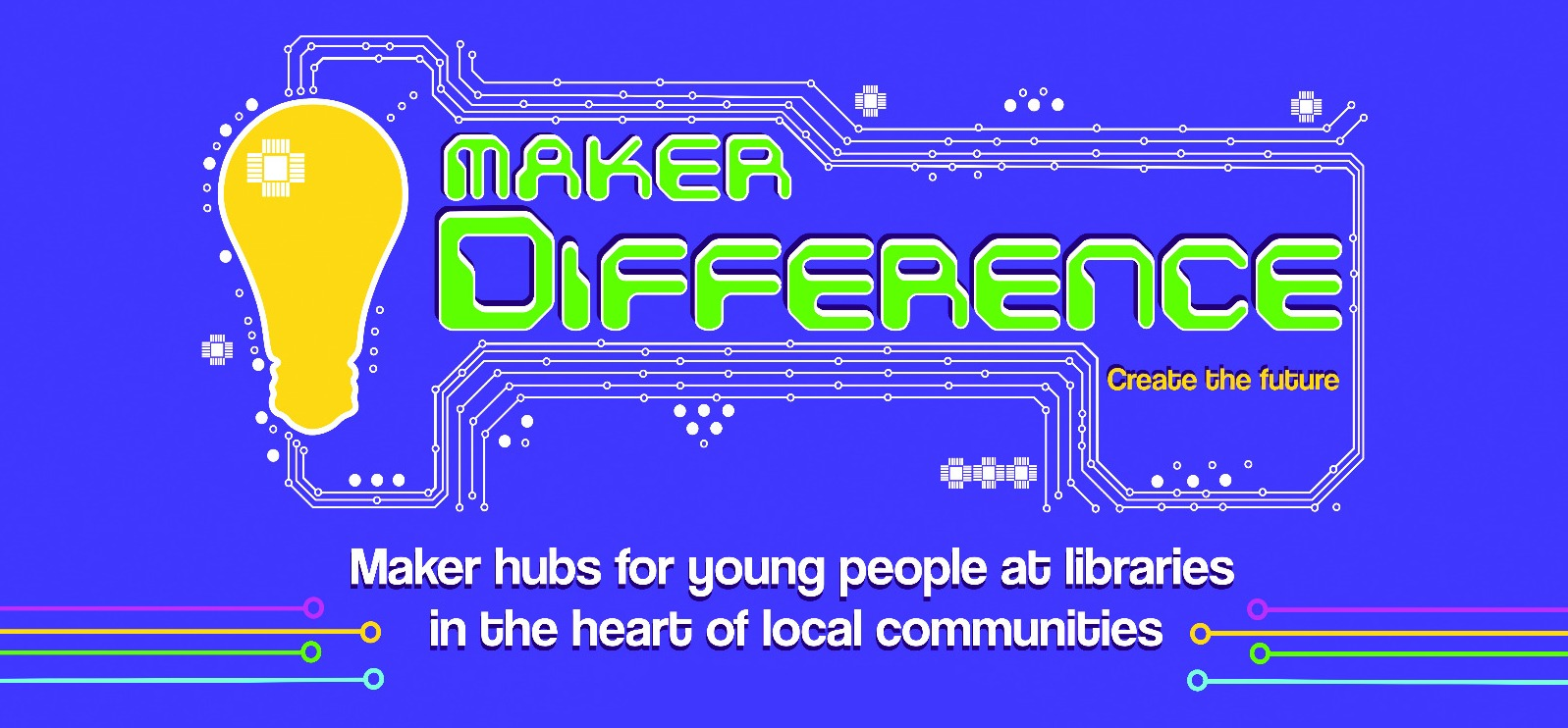 Maker Difference logo