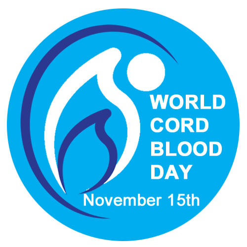World Cord Blood Day logo