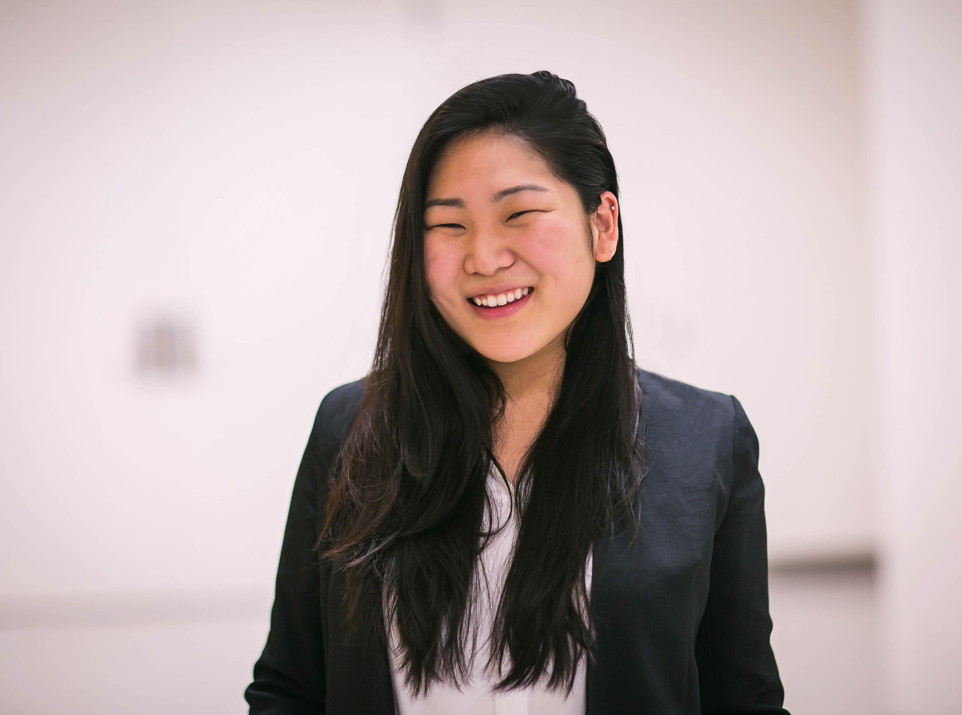 Photo of Vanessa Chung
