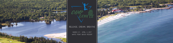Camp Exhale Retreat 2017 - March 31 to April