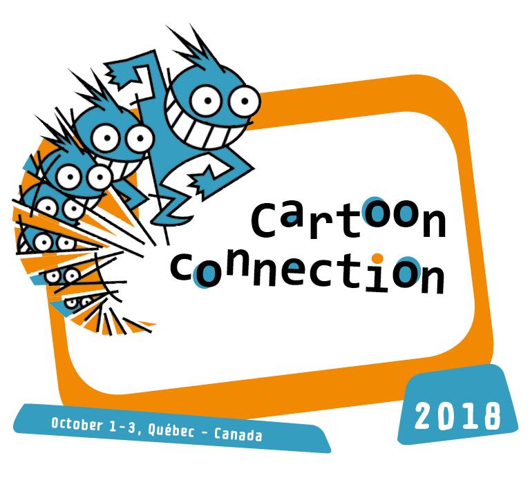 Logo Cartoon Connection 2018