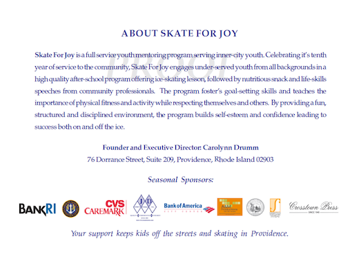 About Skate For Joy