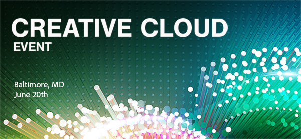 Creative Cloud Event Baltimore