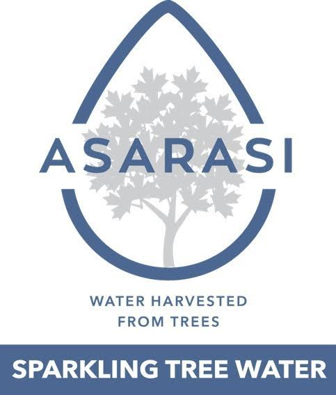 Asarasi Sparkling Tree Water