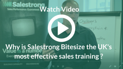What Is Salestrong Bitesized