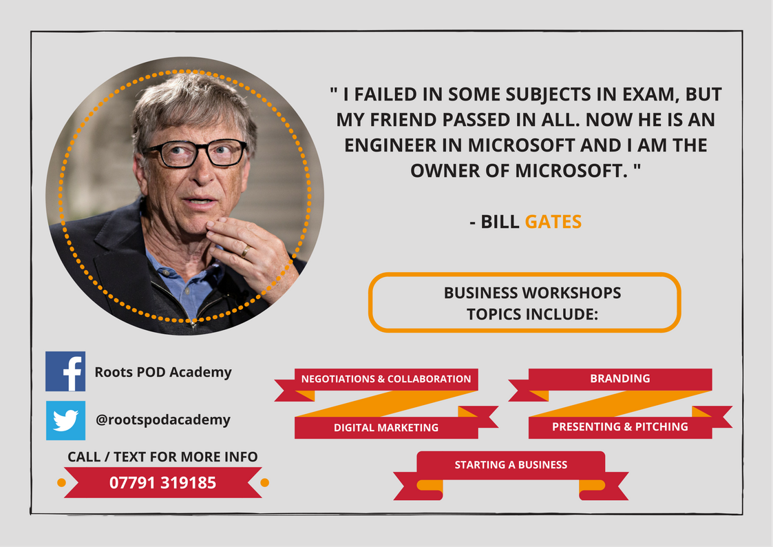 BILL GATES QUOTE IMAGE