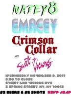 Wednesday Bassylum W/ Natey8, Emacey, and Crimson Collar