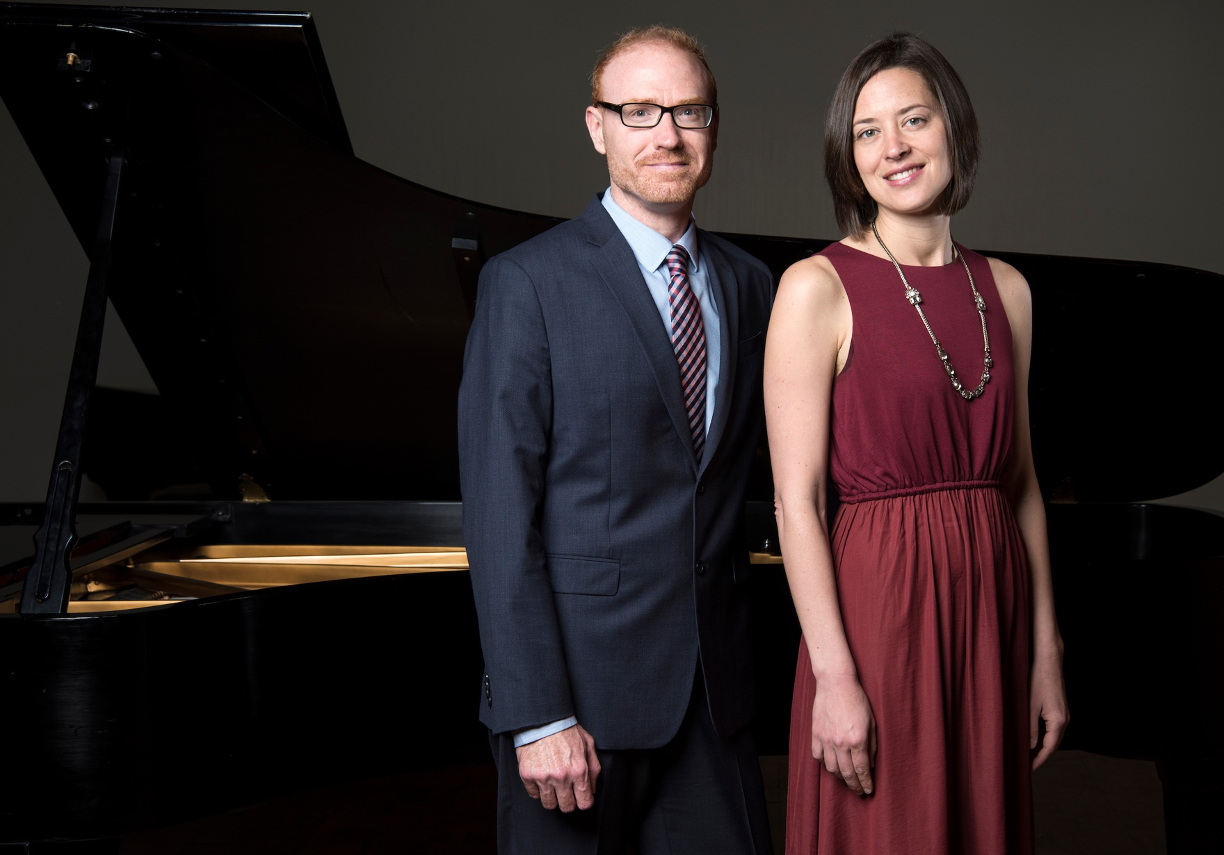 Fisher Piano Duo (Katherine and Dr Christopher Fisher)
