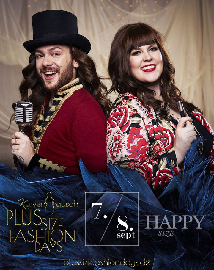 Plus Size Fashion Days 2018 Flyer