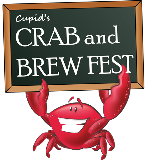 Crab and Brewfest Sign