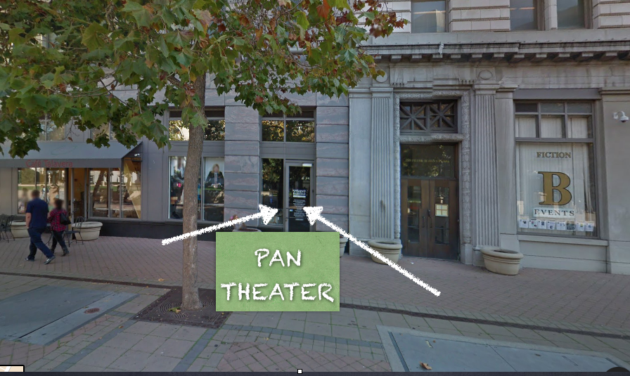 Pan Theater Oakland 120 Frank Ogawa Plaza