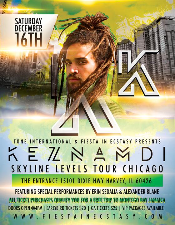 Keznamdi Live In Chicago